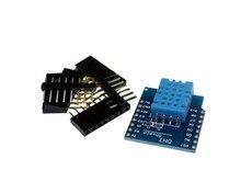 5 шт. DHT11 Pro Щит для D1 мини DHT11 Одно-канальный цифровой датчик температуры и влажности модуль датчика