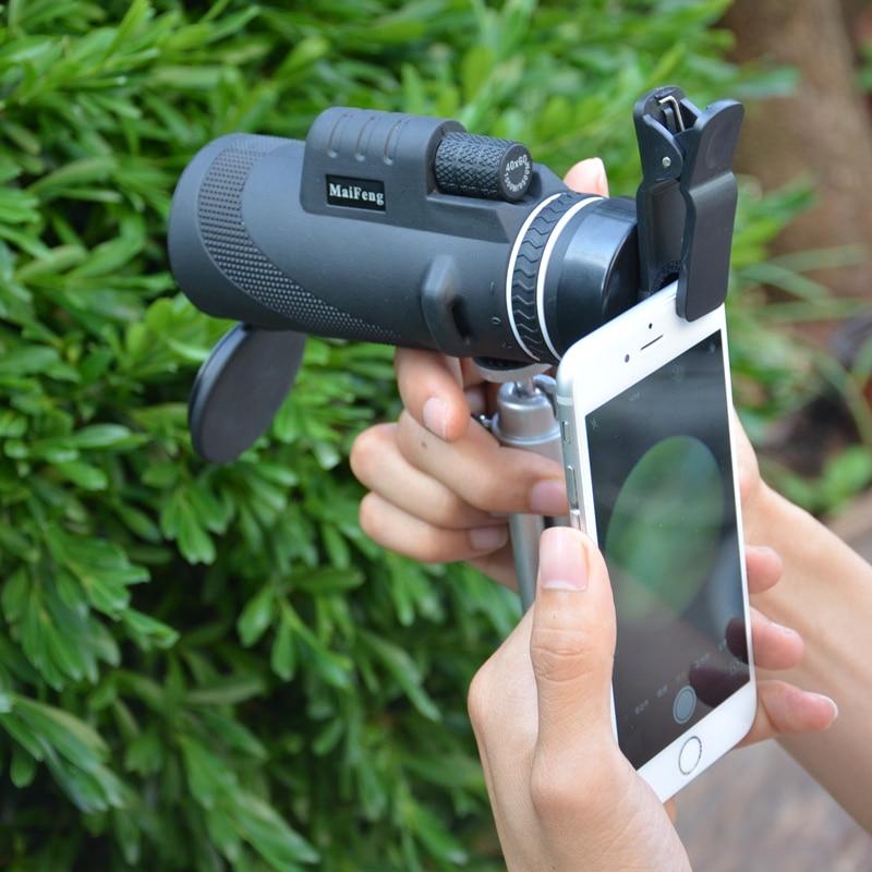 NEW Powerful Monocular Zoom Mobile video Binocular Field Glasses Great Handheld Telescopes Military HD Professional Hunting
