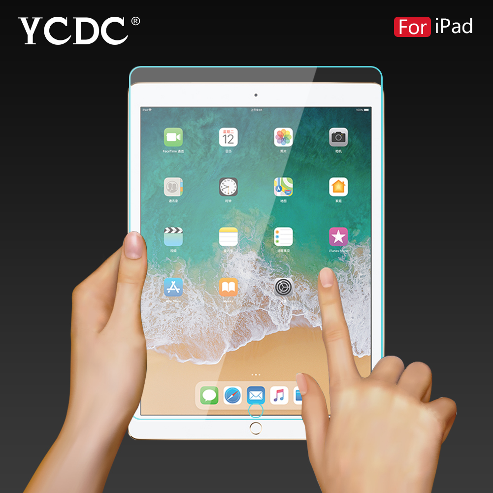 2 Premium Tempered Glass Screen Cover Protector for Apple iPad Mini 7.9 1 3