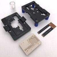 Бесплатная доставка ручной инструмент iphoneX средний слой Тесты кадр кисть машина материнская плата Тесты мобильный телефон ремонт инструме