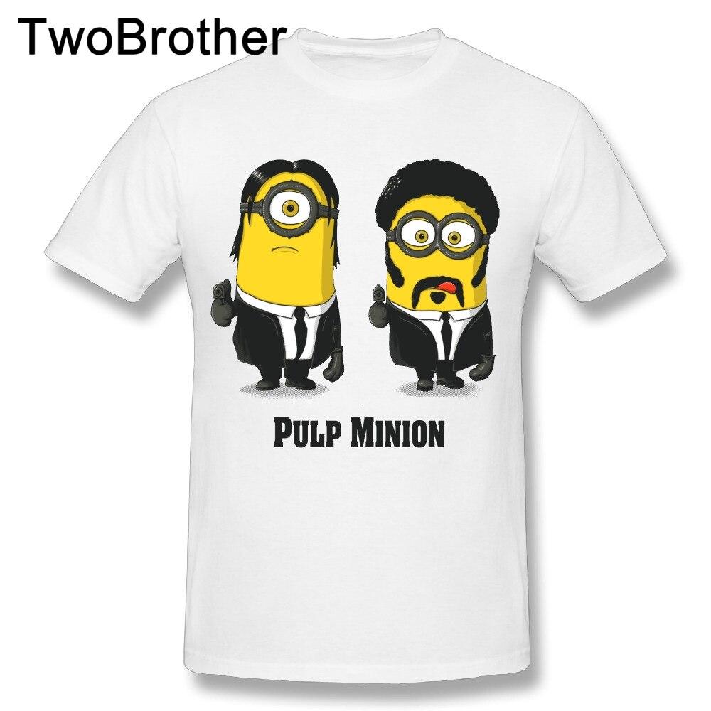 Graphic Boy Pilp Minions T Shirt Custom Cotton Tees 3d Print T Shirt