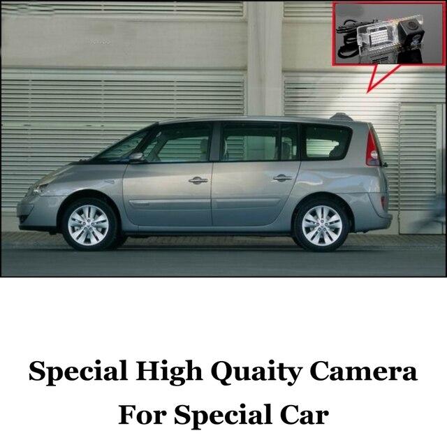 Камера автомобиля Для Renault Espace 4 VI Высокое Качество Заднего Вида Резервное Копирование Камеры Друзья Используют | CCD + RCA