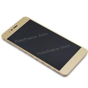 "Image 2 - 5.2 ""1920x1080 디스플레이 아수스 zenfone 3 최대 zc520tl lcd 터치 스크린 프레임 디지타이저 어셈블리 x008d"