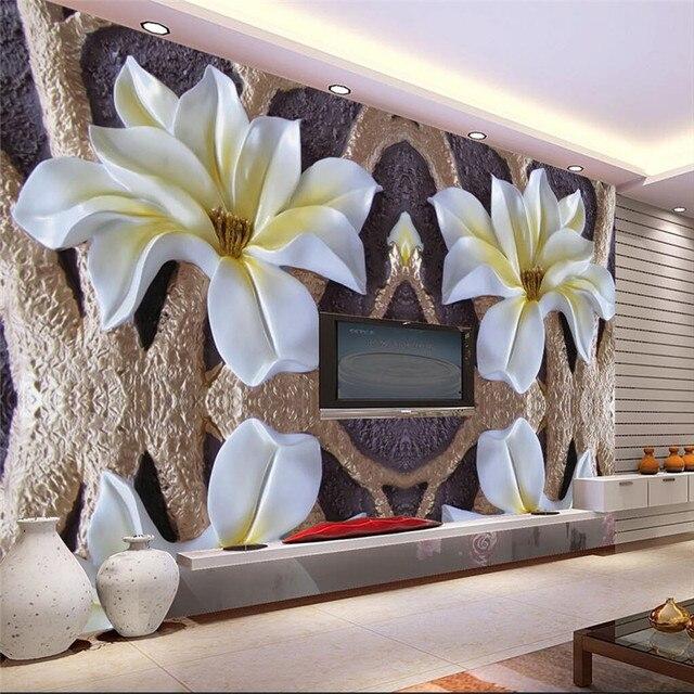 Custom made big tree photo 3d wallpaper wall murals for for 3d mural wallpaper