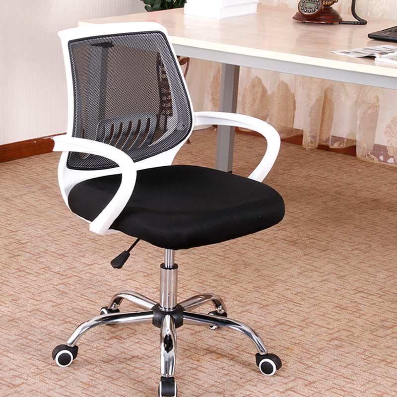 High quality boss chair swivel leisure chair ergonomic chair W02 home computer seat (Aluminum alloy foot) 4colors optional 240340 high quality back pillow office chair 3d handrail function computer household ergonomic chair 360 degree rotating seat