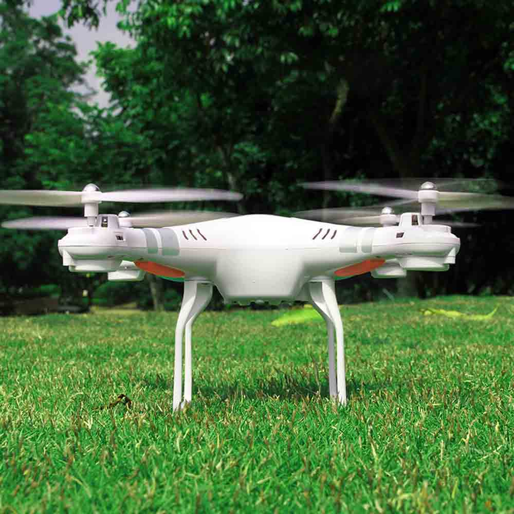 Hot SH5 RC Drone 2.4G 4CH 6-Axis Gyro 360 Degree Rolling RC Quadcopter Headless Mode UAV RTF Three Gear Shifts Beginner Level