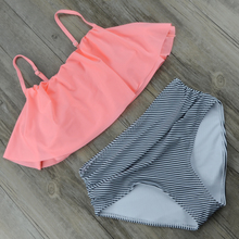 Dwuczęściowy strój kąpielowy SIMPLE