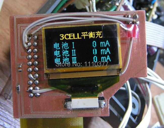Оптоэлектронный дисплей NoEnName_Null 1.1 OLED /ssd1303