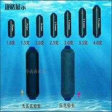 50pcs Fishing Sinker Lead Mould Carp Coarse Sea Fishing accessories With Fishing Snap Swivels 1g 1.5g 2g 2.5g 3g 3.5g 4g