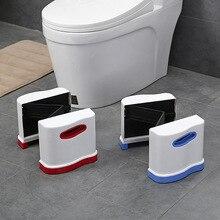 トイレ高品質折りたたみプラスチック便器パッドフットスツール オフ独占調節可能な拡張可能な 50% Squatty