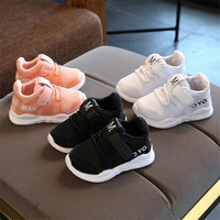 MHYONS Spring Mesh Breathable Child Shoes Baby Toddler Boys Girls Sneakers Shoes For Kids Sports Sneakers