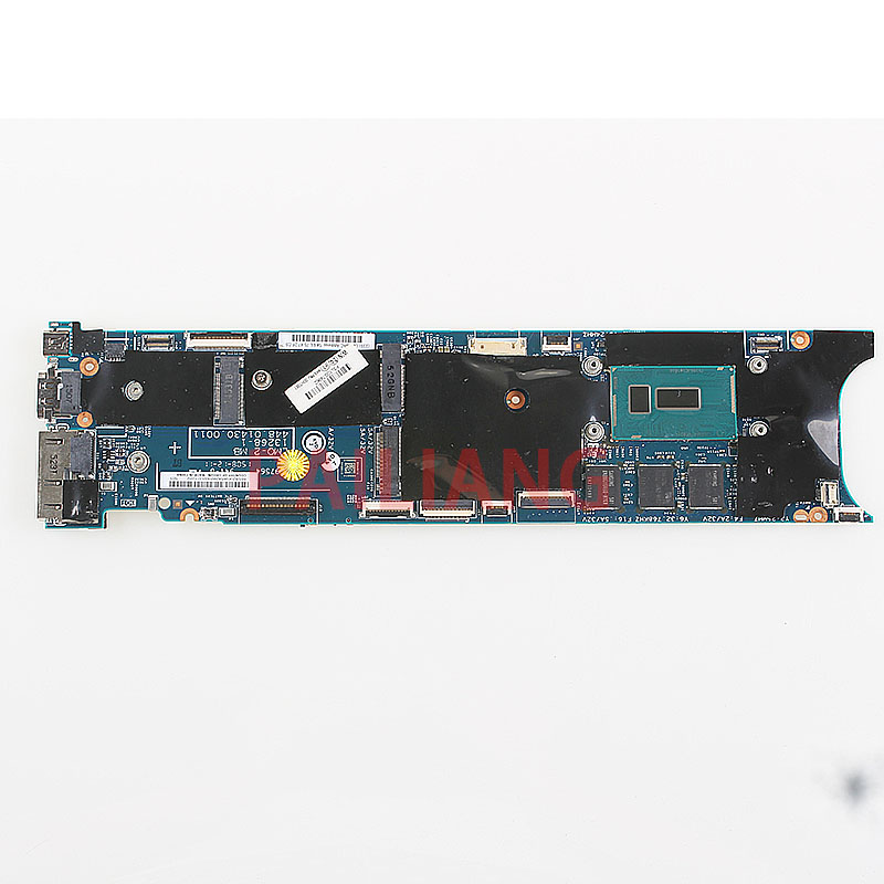PAILIANG Laptop motherboard for Lenovo Thinkpad X1 Carbon 5 generation PC Mainboard <font><b>I7</b></font>-<font><b>5600U</b></font> 8G RAM 00HT361 full tesed DDR3 image