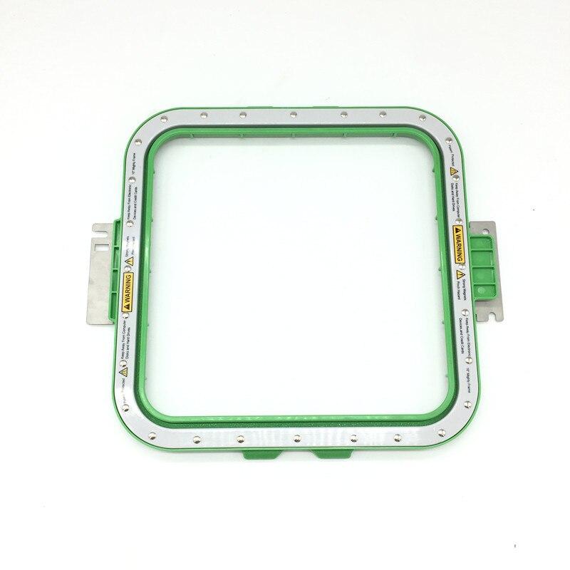 Tajima magnetic hoop stickerei rahmen größe 10x10 zoll gesamtlänge 355mm tajima mighty hoop magnet stickerei rahmen-in Nähwerkzeuge & Zubehör aus Heim und Garten bei  Gruppe 2
