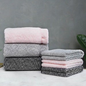 Image 5 - Xiaomi Towel COMOLIVING Tianyi Cotton Snowflake Yarn Towel/Bath Towel 100% Cotton 3 Colors Highly Absorbent Bath Face Hand Towel