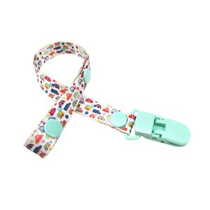 4pcs/pack Pacifiers Clip Carto
