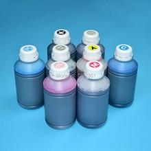 8 color 500ml UV dye printing ink for Canon CLI-42 refill cartridge PIXMA Pro-100 printer