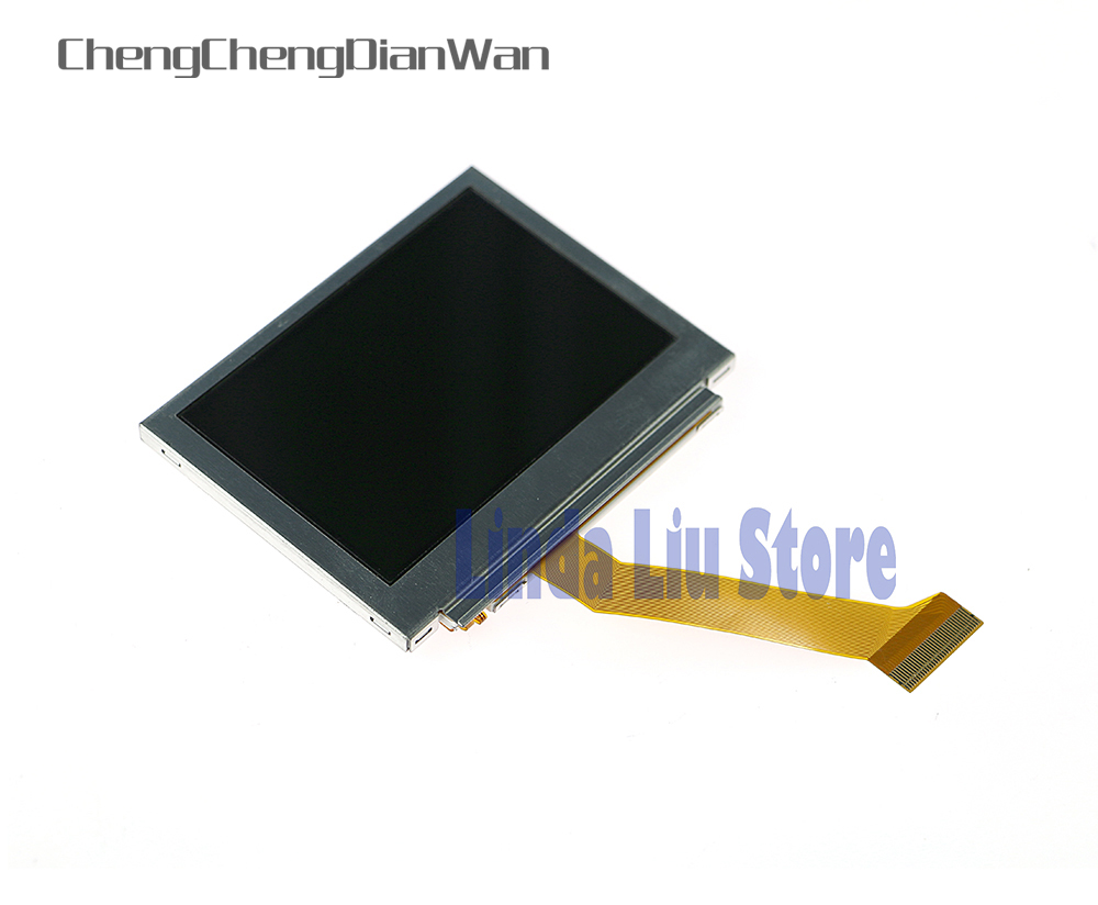 ChengChengDianWan Original new Screen <font><b>LCD</b></font> Backlit Brighter Highlight <font><b>AGS</b></font>-<font><b>101</b></font> For Game Boy Advance SP for GBA SP 5pcs/lot image