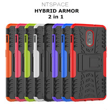 Hybrid PC+TPU Silicone Phone Case For Nokia 1 2 3 5 6 8 X5 X6 Heavy Duty Shockproof Armor 3.1 7.1 Plus Back Cover