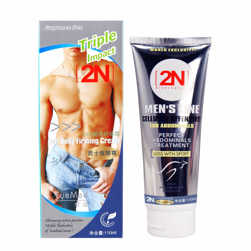 Powerful stronger 2N cream MEN muscle strong anti cellulite fat burning cream slimming gel for abdominals weight loss Product