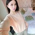 Verão pós-parto de algodão mangas compridas fora serviço serviço de casa primavera maternidade maternidade maternidade enfermagem pijamas terno