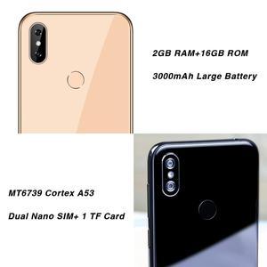 """Image 5 - OUKITEL C13 プロ 5 グラム/2.4 グラム無線 LAN 6.18 """"19:9 アンドロイド 9.0 MT6739 3000mAh 4 4G LTE 2 ギガバイトの RAM 16 ギガバイト ROM 8MP + 5MP 指紋携帯電話 ID"""
