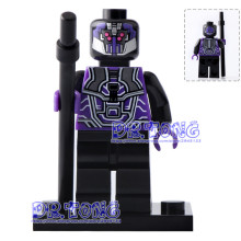 DR TONG 20PCS/LOT XH656 Sakaarian Guard Super Heroes The Avengers Building Blocks Bricks DIY Toys Children Gifts X0165