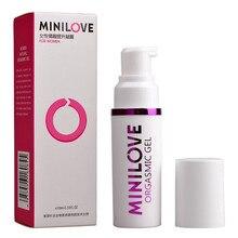 Афродизиак женщина minilove оргазмическая гель для женщин любовь climax спрей, сильно Повысить увеличение g-spot Женский Либидо продукты секса