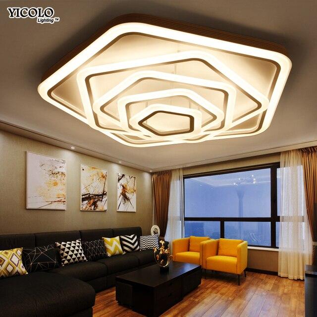 Dimmen Led lampe decke mit fernbedienung Für Wohnzimmer ...