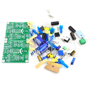 Image 3 - Lusya 2pcs Mini classical version of TIP41C JLH1969 class A Dual Channel audio Amplifier DIY/finished board 12 24VDC G2 001