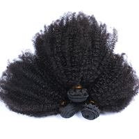 Mongolian Afro Kinky Curly Hair Bundles Deals Hair Products 3 Pcs Human Hair Weaving None Remy Hair Extension Prosa