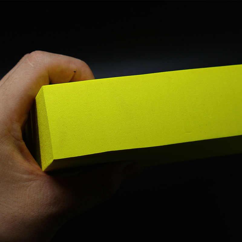 """6 дополнительных цветов FlyFishing большой пенный блок размер 1,6 """"X 3,7"""" X 5,7 """"Высокая плотная формируемая EVA пены кирпичи поплавок мухобойка материал"""