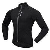Soft Shell Cycling Jacket Men Women Windproof Thermal Fleece Bike Shirt mtb chaqueta ciclismo Winter Bicycle Racing Wind Jacket