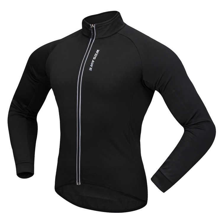 Soft Shell Fietsen Jacket Mannen Vrouwen Winddicht Thermische Fleece Bike Shirt mtb chaqueta ciclismo Winter Fiets Racing Wind Jas
