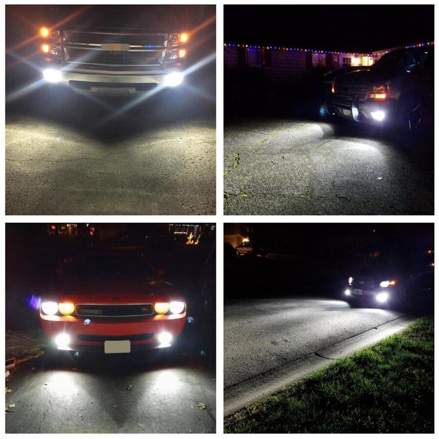 Chip de Carro Levou Luz de Nevoeiro