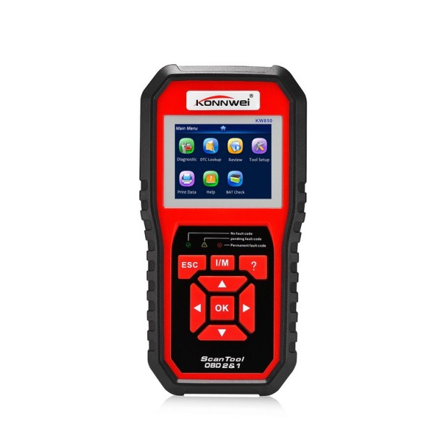 Auto Scanner Diagnostic Tester Multi-languages Car Diagnostic Tools Automotive Scanner OBDII/EOBD Can Scanner Tool Full System