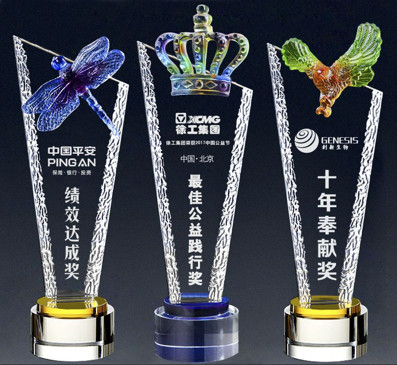 Здесь продается  High quality!DIY 3 New Crystal trophy metal pentagram trophy,Free shipping!  Спорт и развлечения