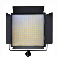 Godox LED1000W 1000 LED 5600K White Video Light Lighting Brightness + Wireless Remote + Power Adapter For Camera DV Video