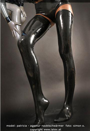 Latex Tights For Women Long Rubber Latex Stockings Fashion Stockings Cosplay Custume Customize Service