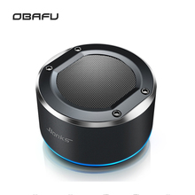 Bonks S2 wireless bluetooth speaker metal mini portable subwoofer sound with Mic support TF card AUX for iPhone Samsung Xiaomi