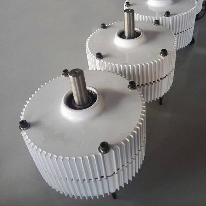 permanent magnet generator 04
