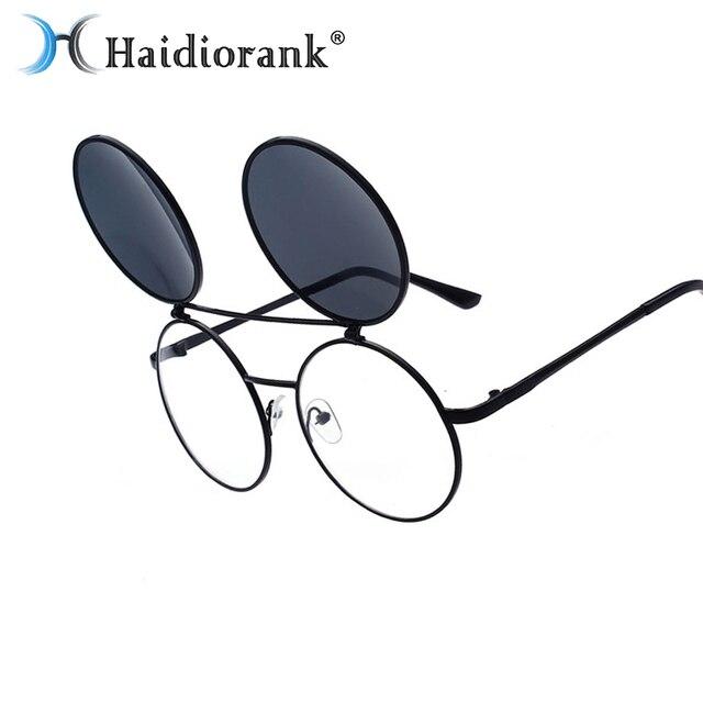 Steampunk Lunettes de Soleil Pour Hommes Gothique De Luxe Marque Designer  2017 Mode Vintage Rétro lunettes 68d75d477d76