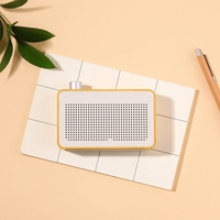 Emie mini Bluetooth Speaker Retro Radio Style Wireless Subwoofer Portable Column Gift For iPhone Xiaomi Meizu Huawei Phone PC