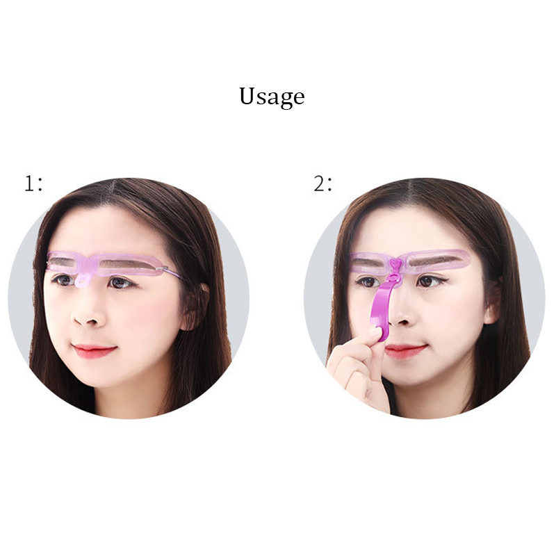 Health & Beauty Fish Eyebrow Ruler Permanent Makeup Stencils Eyebrow Shaping Stencil Tools Su Making Things Convenient For The People Tattoos & Body Art