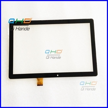 Black New 10.1'' inch Tablet Capacitive touch screen panel Digitizer Glass Sensor Replacement ZJ-10039A JZ Free Shipping
