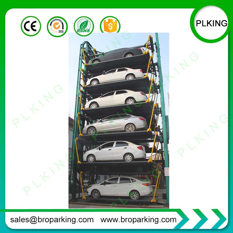 2018 New Design Car Rotary Parking System With High Quality