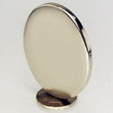 250 шт 50×5 мм сильный магнит большой редкоземельный сильный неодимовый магнит диаметр 50 мм x 5 мм Оптовая продажа, Бесплатная доставка