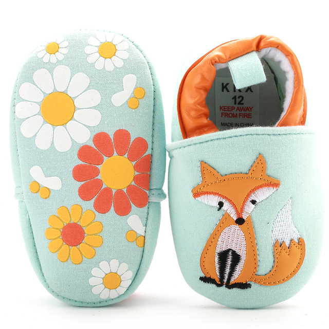 First Walkers Cotton Soft Kids Shoes