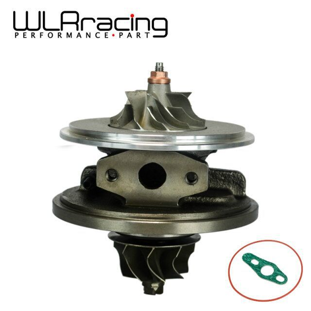 WLR RACING - Turbo cartridge Turbo CHRA for bmw E46 GT1549V 700447-5009S 700447 for318D 320D 520D E46 E39 M47D 2.0L 136HP TBC12 turbo core 750431 turbo cartridge for bmw 320d e46 gt1749v 750431 turbo chra for bmw 320d e46 x3 2 0 d 150 hp