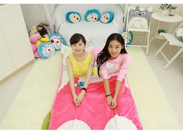 Fancytrader 200cm X 180cm Lovely Plush Stuffed Hello Kitty Mattress Bed Tatami Sofa Carpet, FT50670 (9)