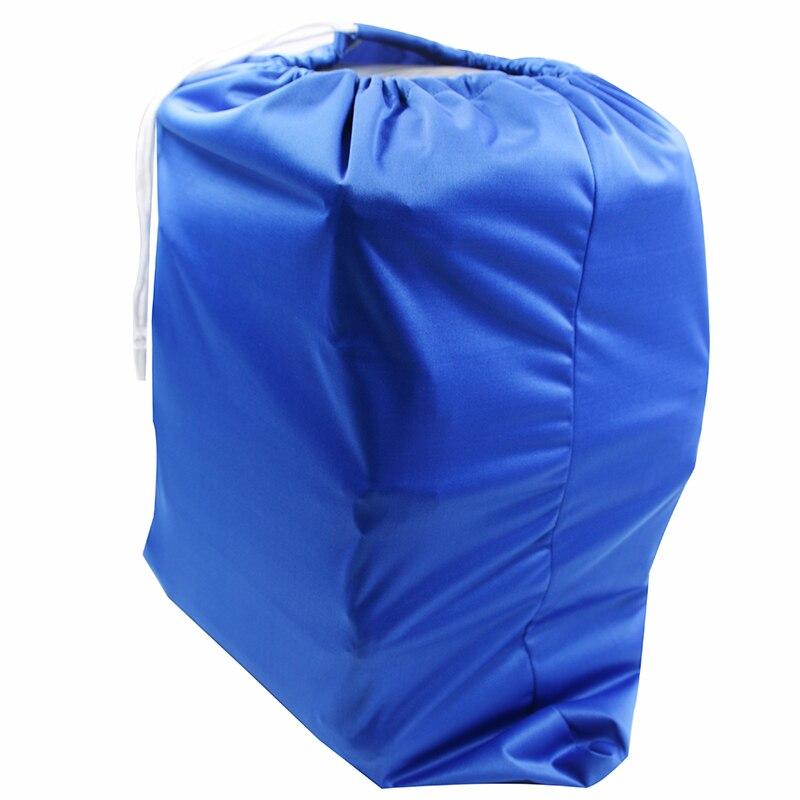 10 UNIDS Pail Liner Impermeable Bolsas de pañales de tela - Pañales y entrenamiento para ir al baño - foto 2